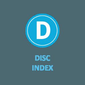 DISC INDEX